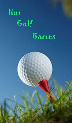 熱門高爾夫遊戲
