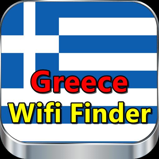 Greek Wifi Finder