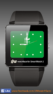 JJW Minimal Watchface 4 SW2- screenshot thumbnail