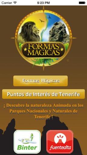 Formas Magicas Excursions 3D