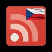 Czech news reader