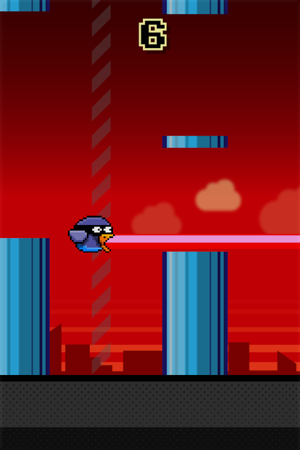 Super Flappy Lasers- screenshot
