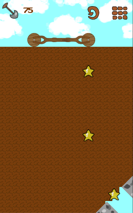 Dig Drive- screenshot