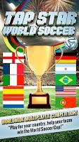 Screenshot of Tap Star : World Soccer