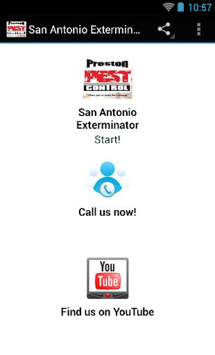 San Antonio Exterminator