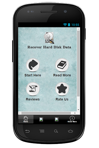 玩生產應用App|Recover Hard Disk Data Guide免費|APP試玩
