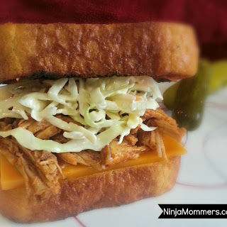 Best Ever Slow Cooker Pulled Pork Sandwiches.