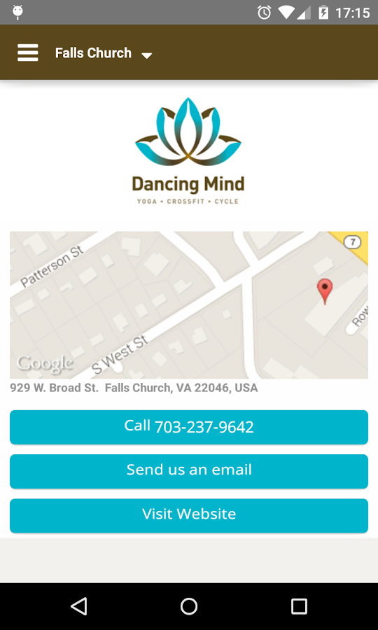 Dancing Mind Yoga- screenshot