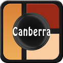 Canberra Offline Travel Guide icon