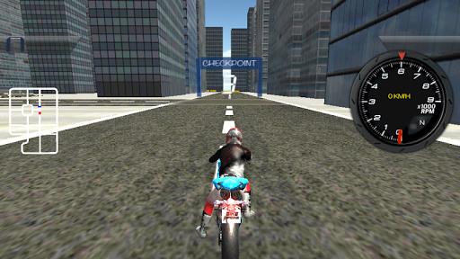 【免費賽車遊戲App】檢查站 自行車 賽跑 3D-APP點子