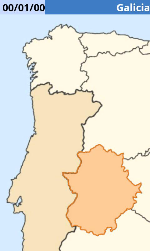 Provinces of Spain- screenshot