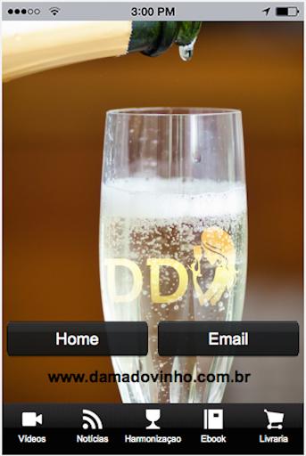 【免費娛樂App】Dama Do Vinho-APP點子