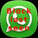 Hide Block WhatsApp Last Seen