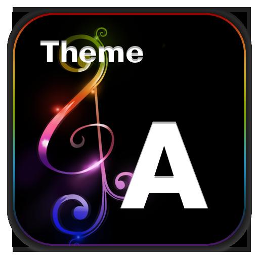 에이키보드테마_음악 工具 App LOGO-硬是要APP