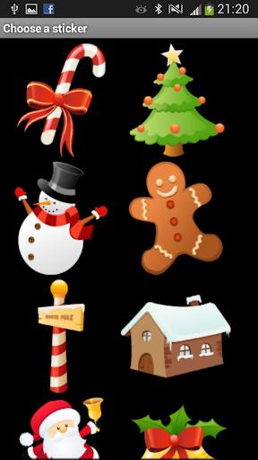 【免費個人化App】100聖誕貼紙-APP點子