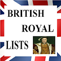 British Royal Family Lists