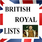 British Royal Family Lists icon