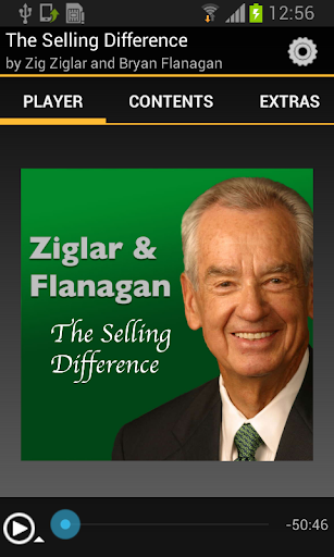 The Selling Difference