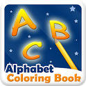 Alphabet Coloring Book for Kid icon