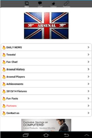 Arsenal News-Chat