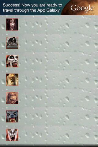 Horrify your friends - screenshot