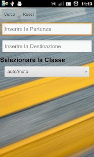 Autostrada - screenshot thumbnail