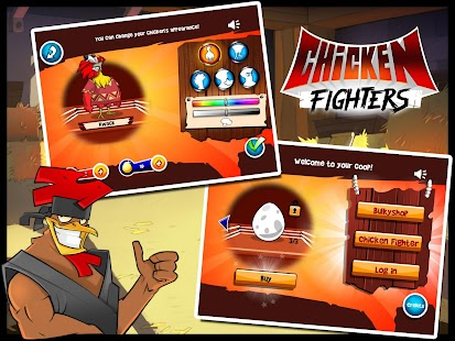 Chicken Fighters - screenshot thumbnail