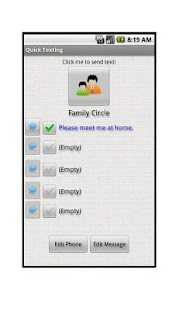 Quick Texting- screenshot thumbnail