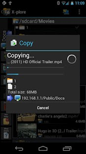 X-plore File Manager - screenshot thumbnail