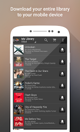 Audible for Android Screenshot 2