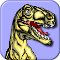 Kids Dinosaur Memory Game icon