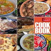 Asian & Caucasas CookBook