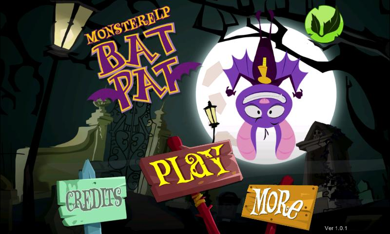 Bat Pat Monsterelp- screenshot