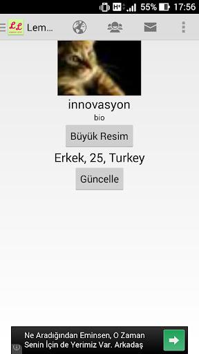【免費社交App】Limon Türkiye Arkadaşlık Site-APP點子