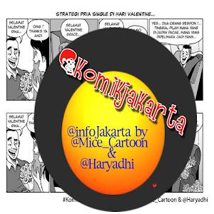 Komik Jakarta 漫畫 App LOGO-硬是要APP