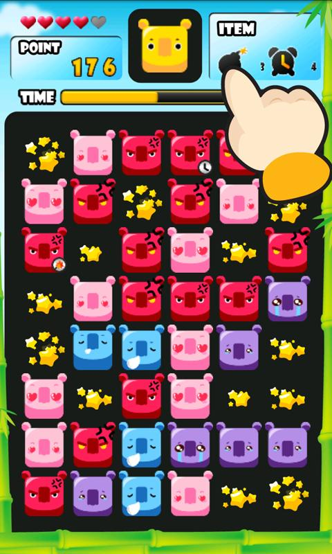 PuzzlePop - screenshot