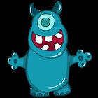 子供のためのゲーム - モンスター icon