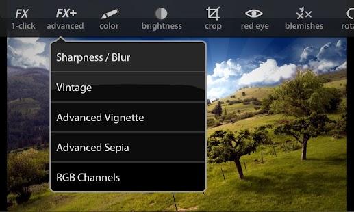 TouchUp Pro - Photo Editor- screenshot