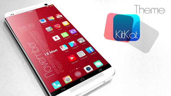 مجموعه آیکون های KitKat HD Launcher Theme 7 in1 v2.2