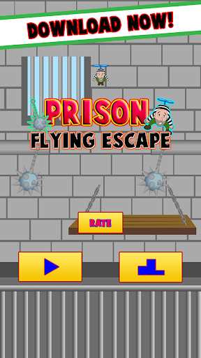 Prison Flying Escape