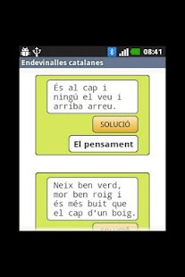 Endevinalles catalanes - screenshot thumbnail