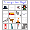 Scavenger Hunt Bingo! icon