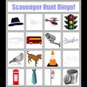 Scavenger Hunt Bingo! icon