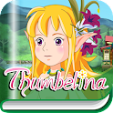 Thumbelina Kids StoryBook icon