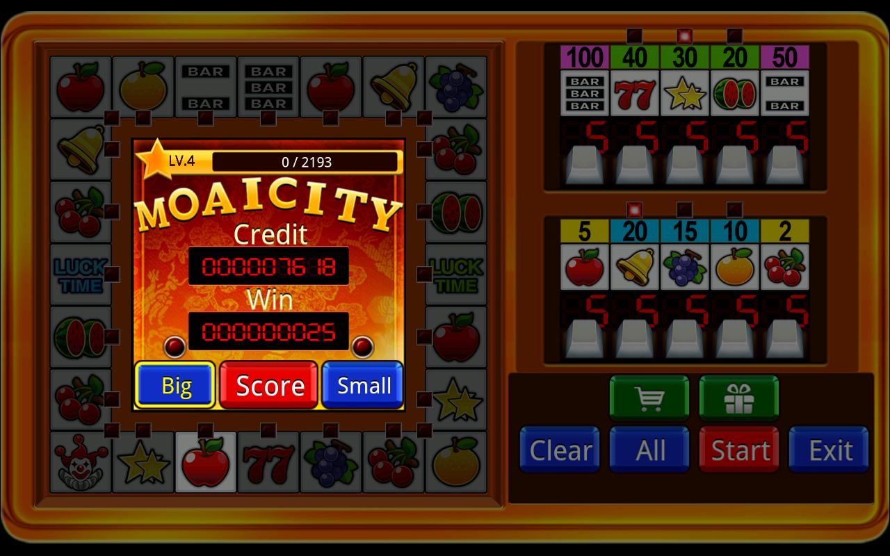 Fruit Slots HD - screenshot