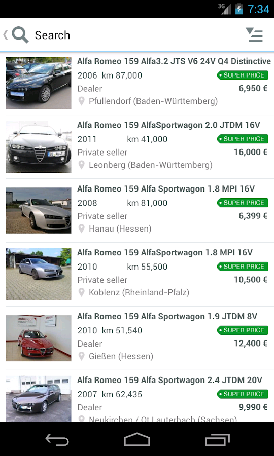 Best Rated Used Car Websites