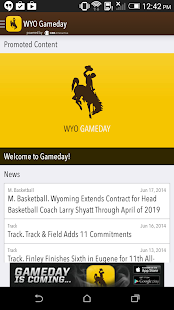 WYO Gameday LIVE - screenshot thumbnail