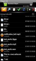 Screenshot of 7Zipper 2.0