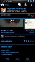 Screenshot of EpicBlue CM9/10 Theme DONATE