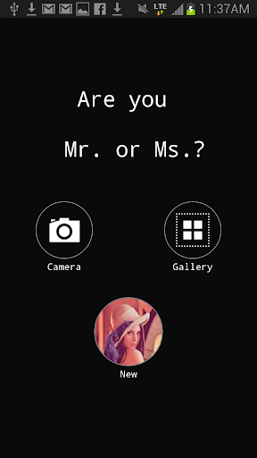 Are you Mr. or Ms.